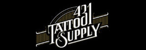 431 Tattoo Supply Logo